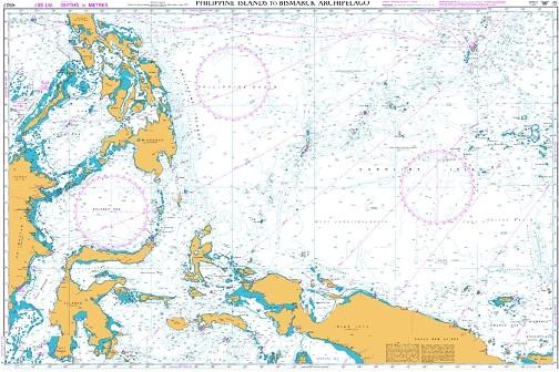现代海洋气象导航技术 – 典型案例 – 海图在线网