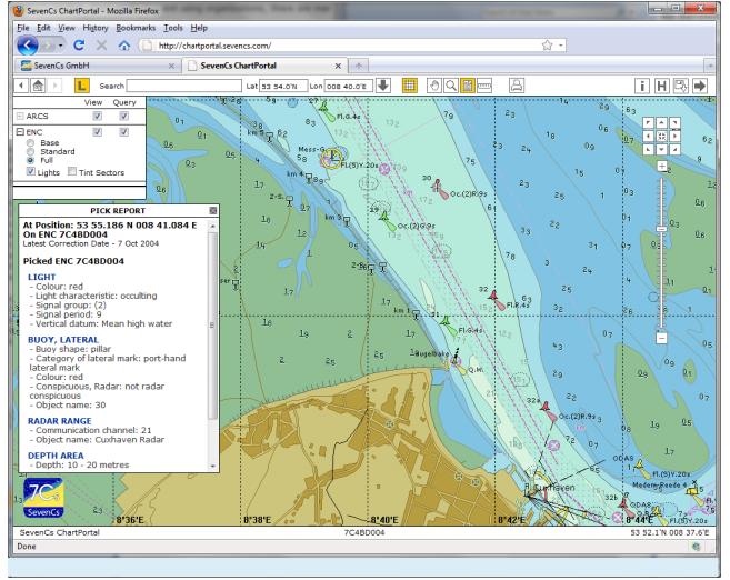 Web海图服务软件