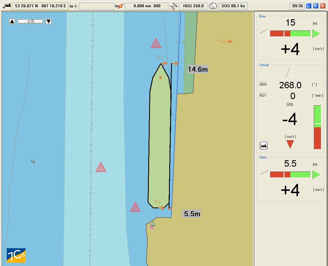 图一:电子海图调用端口